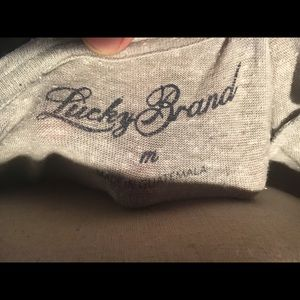 Lucky Brand Tops - Lucky t-shirt